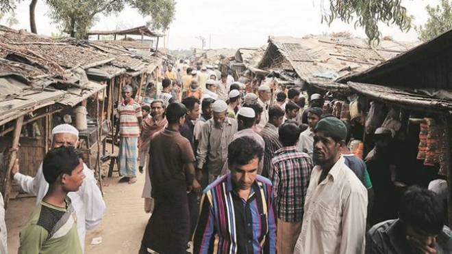 Illegal Immigrants Like Rohingyas Pose Security Threat, Identify And Deport Them: Centre Tells States