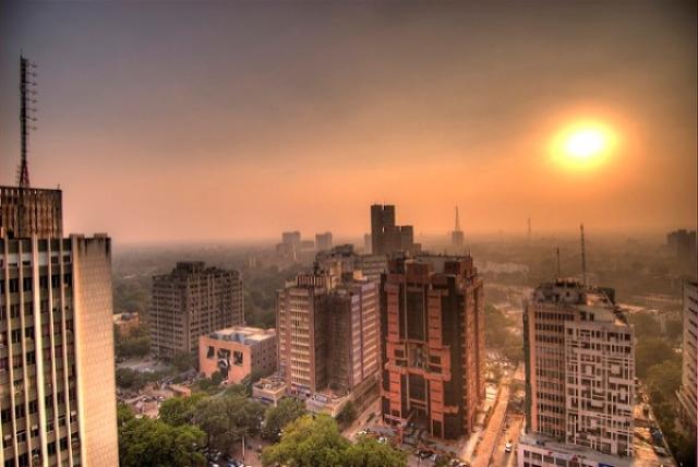 Connaught Place, Delhi (Ville Miettinen/Flickr)