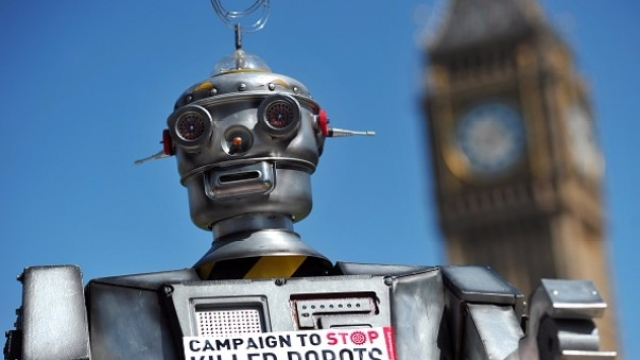 """Elon Musk, AI Leaders Call For Ban On Killer Robots Fearing """"Third Revolution In Warfare"""""""