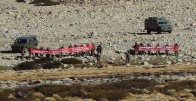 Indian Troops Foil China's Incursion Bid In Ladakh
