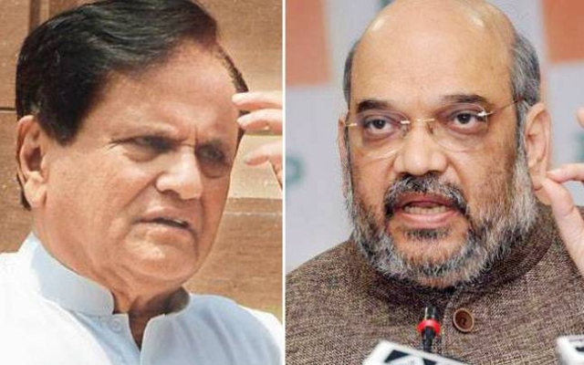 Amit Shah Overplayed His Hand In RS Poll  As Sonia Man Ahmed Patel Squeaks Through