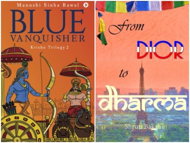 Blue Vanquisher and From Dior To Dharma