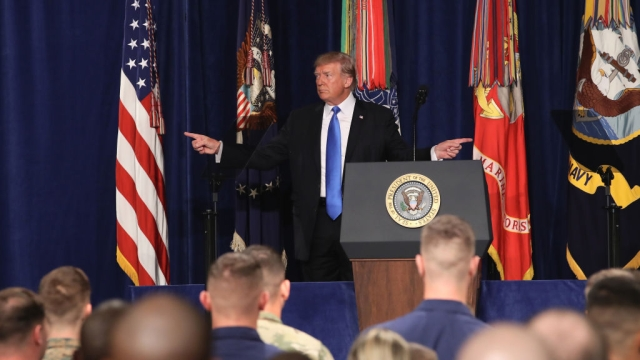Trump's Afghan Policy Better Than Obama's But Take His Rebuke Of Pakistan With A Pinch Of Salt