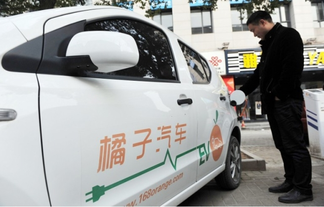 China To Ban  Sale Of Fossil Fuel-Powered Cars In A Major Push For Electric Vehicles