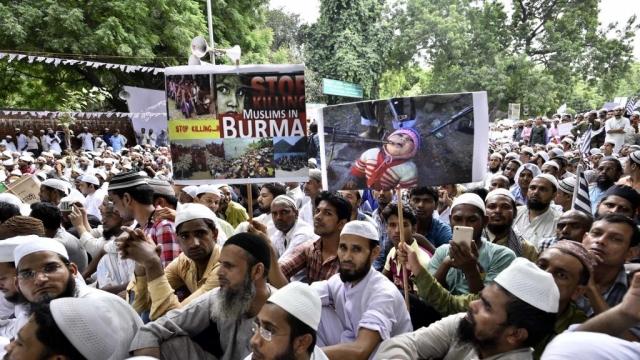 Empathise With Rohingyas But Please Deport Them