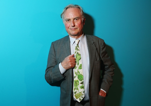 Richard Dawkins, founder of the Richard Dawkins Foundation for Reason and Science,poses at the Seymour Centre on December 4, 2014 in Sydney, Australia. Richard Dawkins is well known for his criticism of intelligent design. (Don Arnold/Getty Images)
