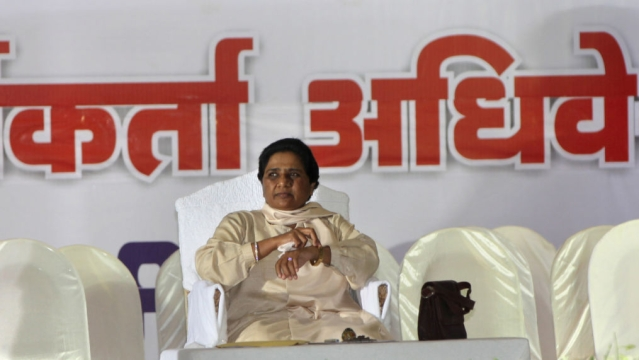 Mayawati Is Preparing For New Political Battles With Old  Vocabulary