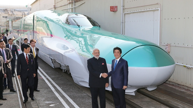 Five Challenges In The Ahmedabad-Mumbai Bullet Train Project