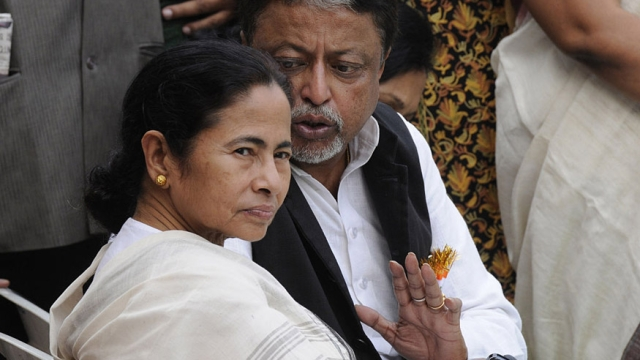 Trinamool Congress Heavyweight  Mukul Roy Quits Party, To Resign As MP After Durga Puja