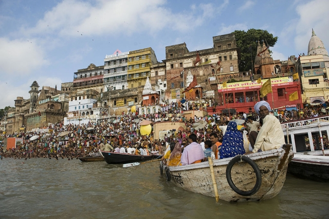 How Varanasi Is Turning Into A Showcase For Mega Infrastructure Projects