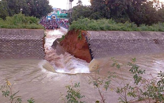 Rs 400 Crore Bhagalpur Canal Develops Breach Before Inauguration, Red-Faced Bihar Government Orders Probe