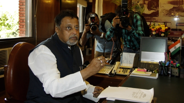Mukul Roy Is Just The First To Exit From The Trinamool, More Waiting In The Wings