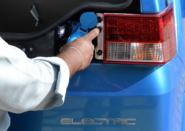 Time For India To Move Towards Electric Vehicles: CII