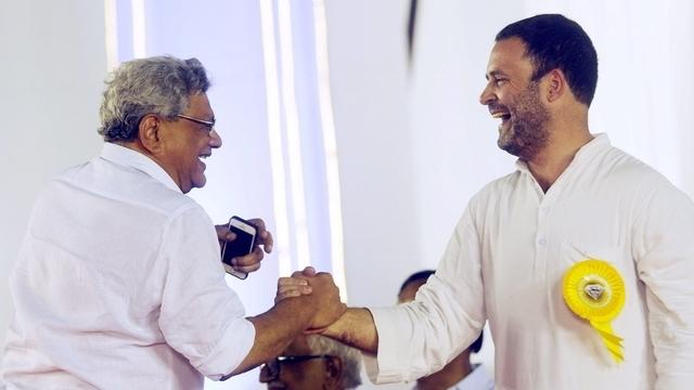 Rahul Gandhi, Sonia Gandhi And Yechury Get Defamation Notice For Linking   Lankesh's Murder To RSS