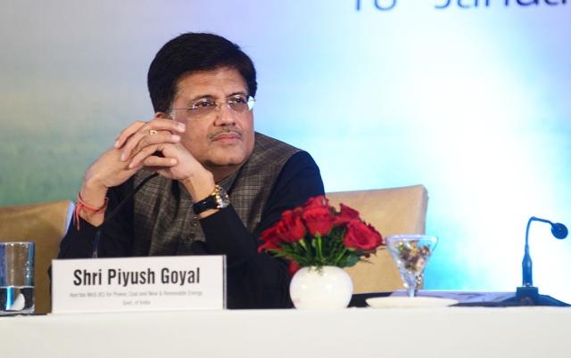 Piyush Goyal (Photo by Ramesh Pathania/Mint via Getty Images)