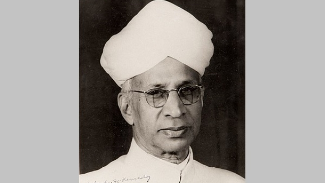 Dr Radhakrishnan: Eminent Philosopher Of The Past, Today Largely Forgotten