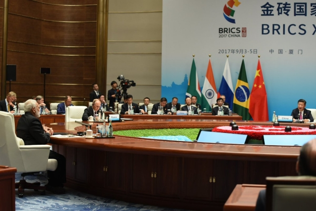BRICS Summit Kicks Off In China, Prime Minister Modi Expected To Meet President Jinping On Tuesday