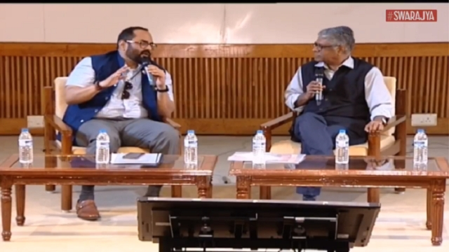 Watch: Rajeev Chandrasekhar, R Jagannathan Talk About The Politics Of Urban Governance