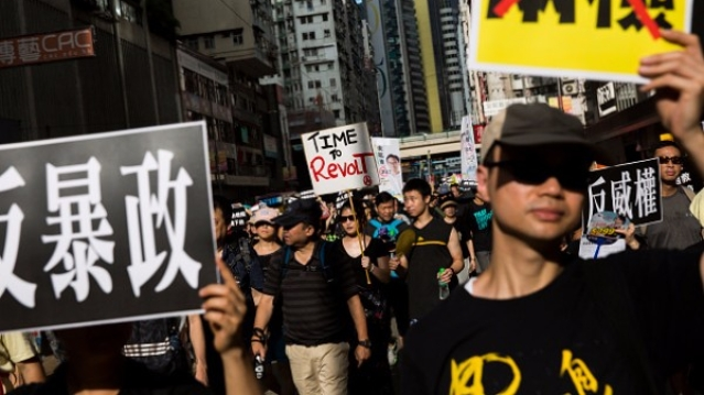 Communism Chokes Hong Kong By Using Its Preferred Weapon – Thought Control