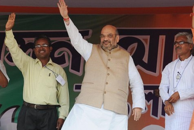 Amit Shah Announces 'Padyatra' Against CPI(M)'s 'Red Terrorism'   In All State Capitals