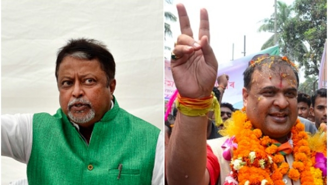 Can Mukul Roy Do A Himanta For The BJP In Bengal?