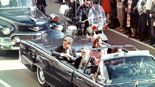 #JFKFiles: Trump To Release Documents on Kennedy's Assassination Today