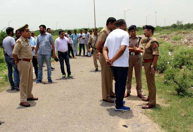 UP Police Guns Down Criminal In Late Night Encounter; At Least 22 Killed In Past Few Months