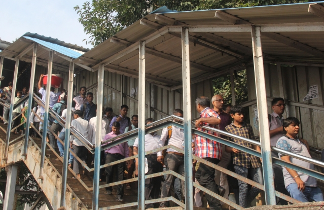Army To Build New Foot-Over-Bridge At Mumbai's Elphinstone Road Railway Station
