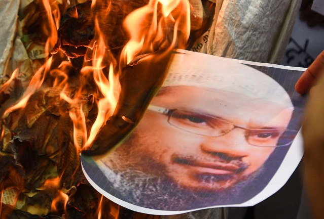 NIA Set To Move A Request For Zakir Naik's Provisional Arrest In Malaysia