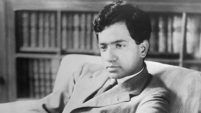 Subrahmanyan Chandrasekhar at the University of Chicago (Getty Images)