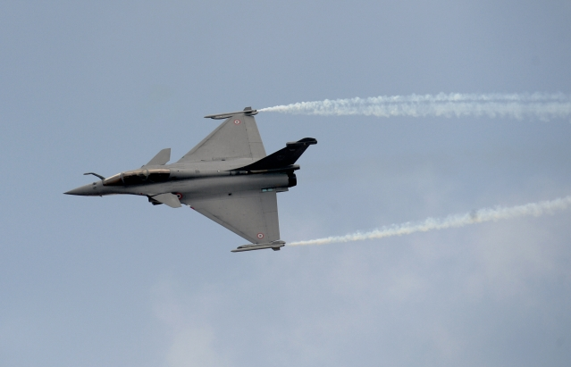 IAF Enhances Night Flights By Combat Aircraft To Boost Striking Ability And Round-The-Clock Operations
