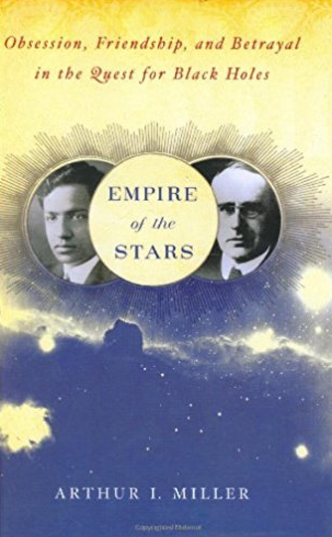 Cover of the book <i>Empire of the Stars</i> by Arthur I Miller