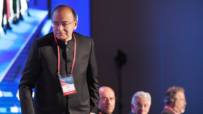 Government Won't Take Knee-Jerk Action Against Cryptocurrencies, Will Wait For Report: Jaitley