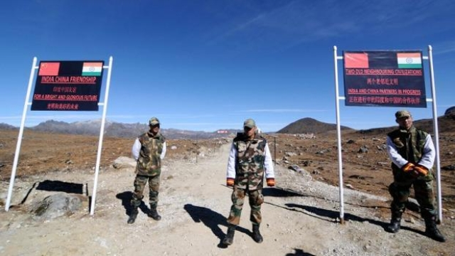 ITBP Raises Maiden Mechanised Column For Quick Deployment At China Border