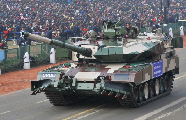 Necessary Changes Made To Indigenous Arjun Tank On Army's Recommendation, Says DRDO
