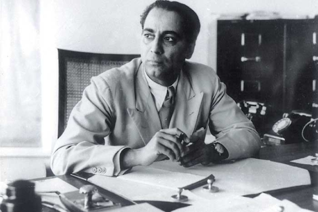 Dr Homi Jehangir Bhabha