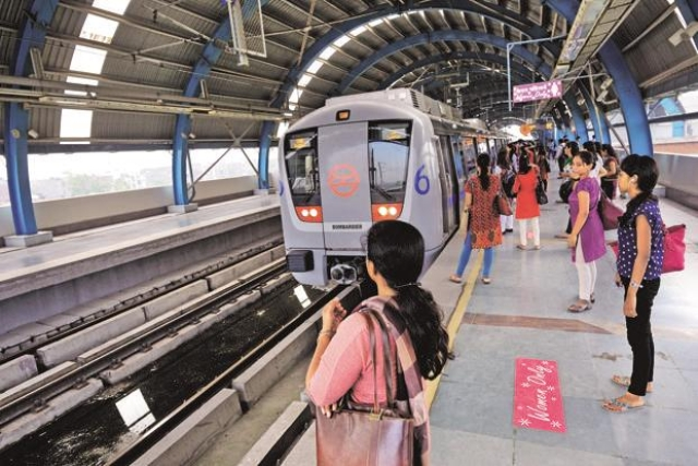 Fares On The Delhi Metro Hiked, Smart Card Users Will Continue To Get A Discount