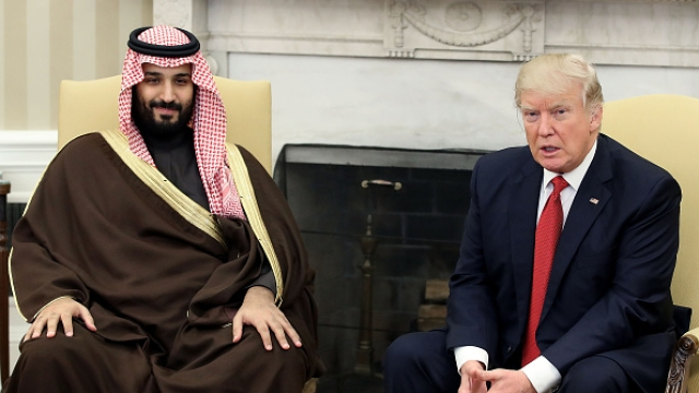 Saudi Heir To The Throne Is Crushing His Competition