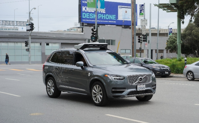 In The Largest Order Of Its Kind, Uber To Buy  Up To 24,000 Self-Driving Cars From Volvo