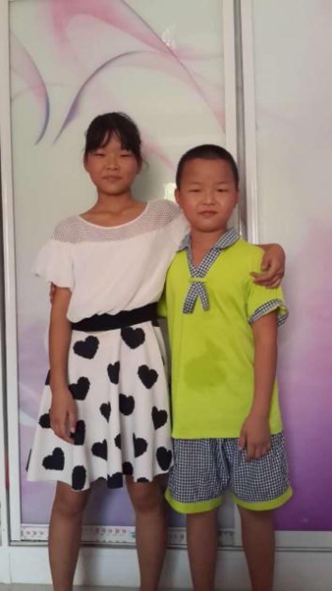 Meng Ya and Meng Diye