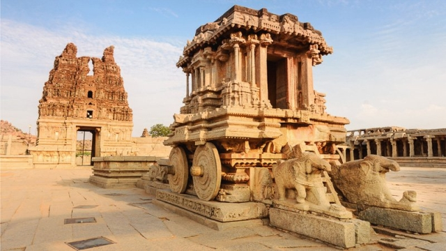 Swarajya Heritage Tours: Chance To Soak In The Magnificence Of Hampi And Chola Temples