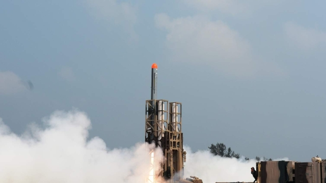 India's  Nuclear-Capable Nirbhay Cruise Missile Successfully Tested