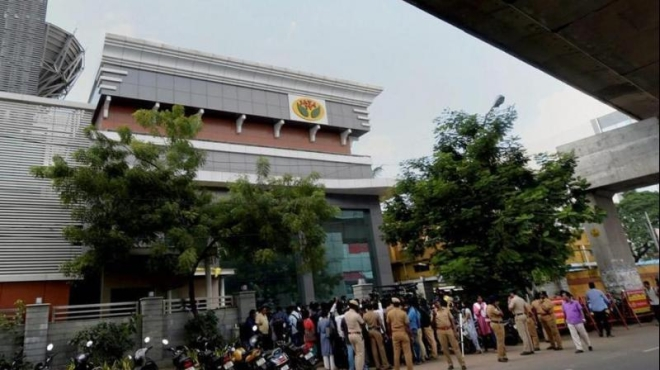 Operation Clean Money: Noose Tightens Around Sasikala's Associates, Huge Benami Assets Uncovered