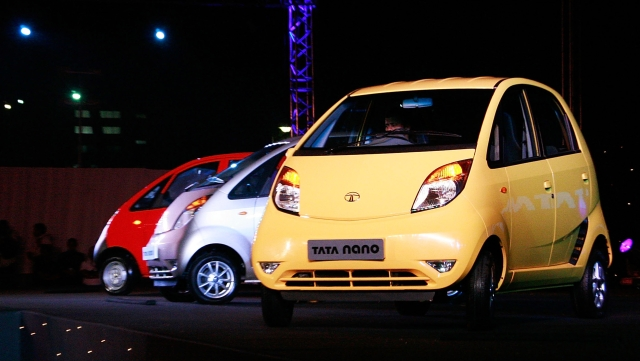 The Legendary Tata Nano Might Make A Comeback As An Electric Vehicle