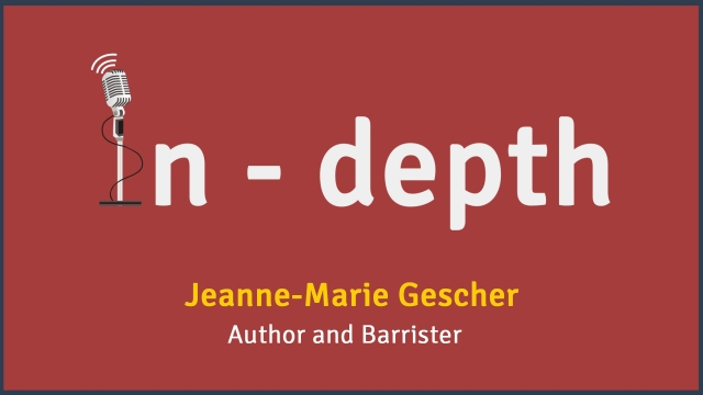 Swarajya In-Depth with Jeanne-Marie Gescher