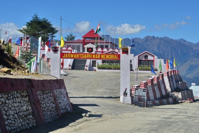 The Jaswantgarh war memorial