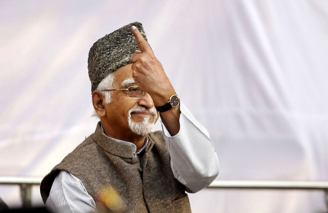 Hamid Ansari And PFI: The Iran Connection