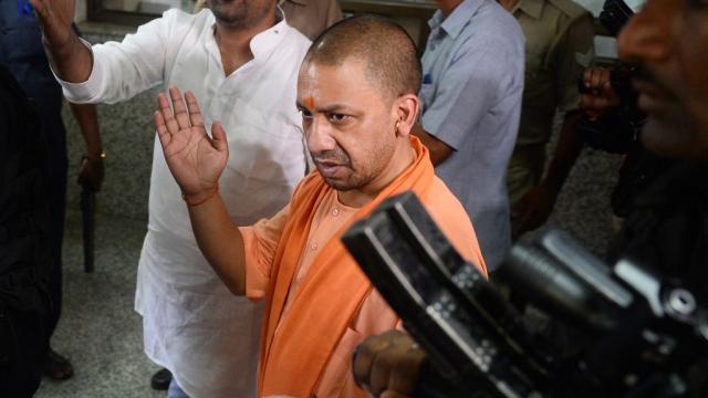 To Fight Corruption In Uttar Pradesh, Yogi Adityanath Has To Fight Fire, Literally