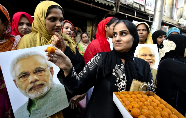 Triple Talaq: BJP Knocks Out  Anti-Hindu Brigade Using The Latter's  Own Tricks