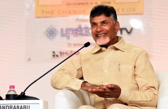Under Chandrababu Naidu, A New Andhra Is In The Works